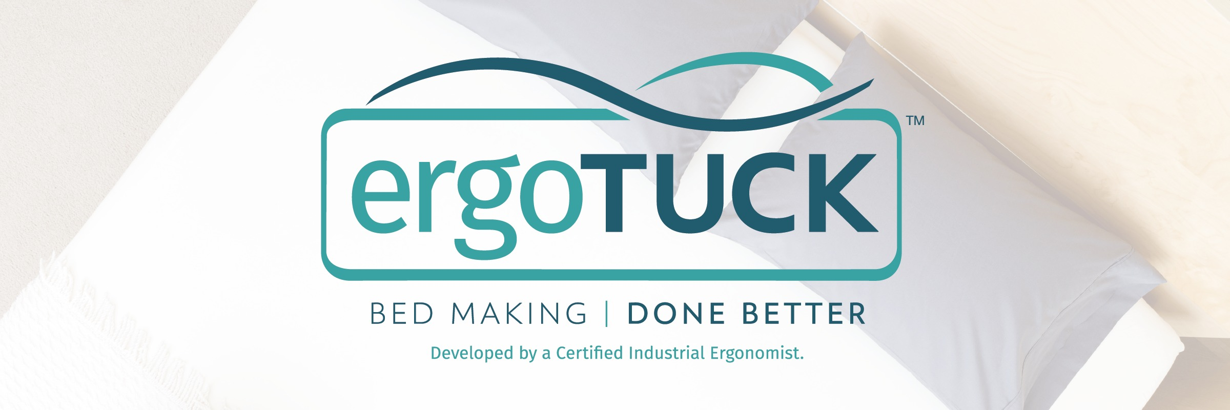 ErgoTuck Bed Making Tool