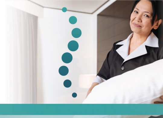 Make your housekeepers more efficient and effective today!